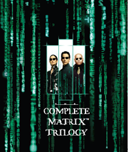 THE COMPLETE MATRIX TRILOGY BLU-RAY