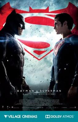 BATMAN V SUPERMAN: Η ΑΥΓΗ ΤΗΣ ΔΙΚΑΙΟΣΥΝΗΣ - ATMOS