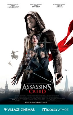 ASSASSIN'S CREED - DOLBY ATMOS