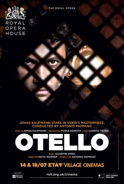 ROYAL OPERA HOUSE: OTELLO