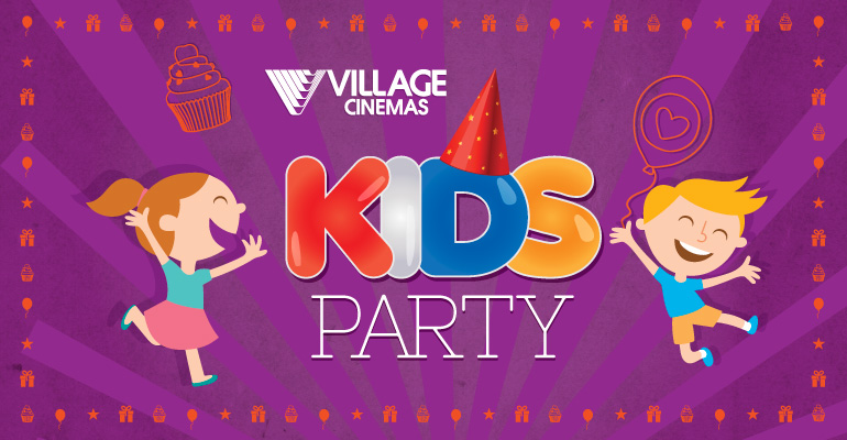 770 Kidsparty