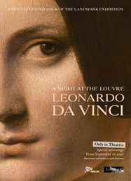 A NIGHT AT THE LOUVRE: LEONARDO DA VINCI (SUBS)