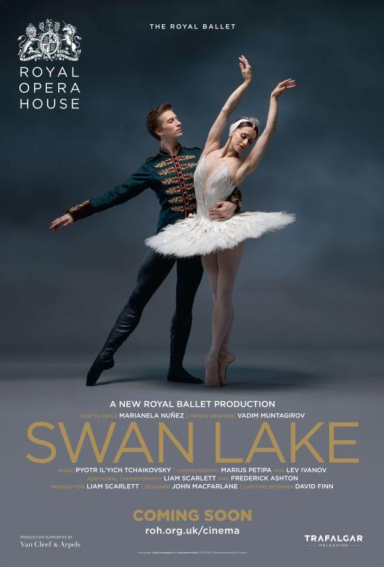 ROYAL OPERA HOUSE: SWAN LAKE