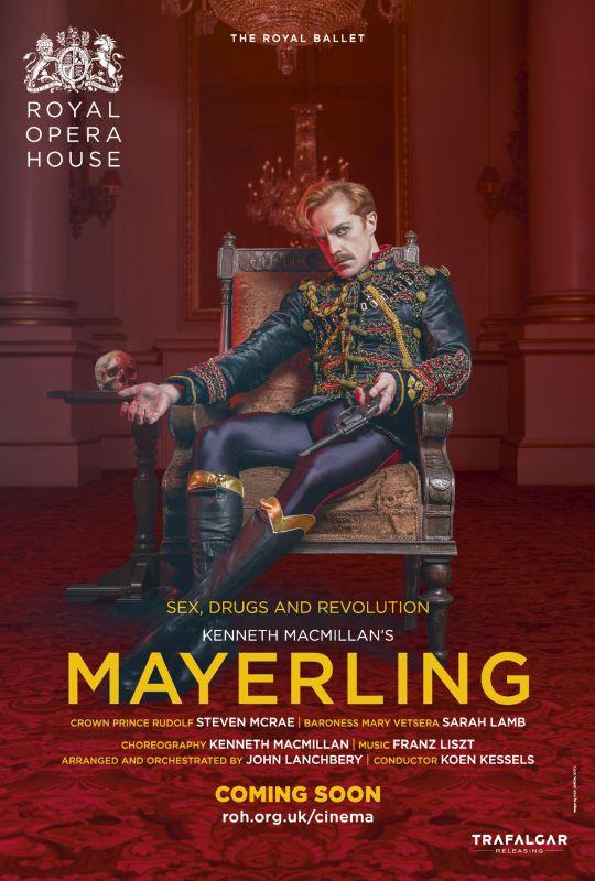 ROYAL OPERA HOUSE: MAYERLING