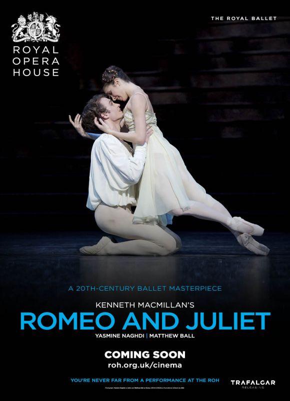 ROYAL OPERA HOUSE: ROMEO & JULIET
