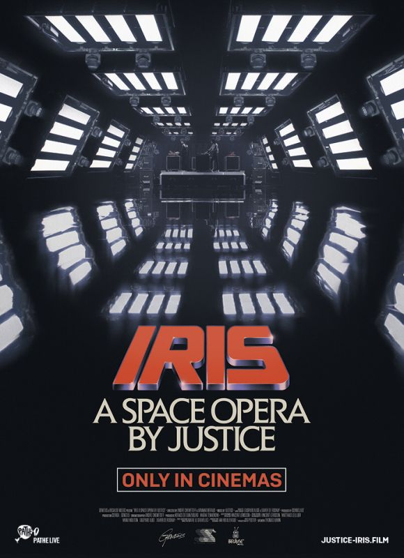 IRIS: A SPACE OPERA BY JUSTICE - DOLBY ATMOS