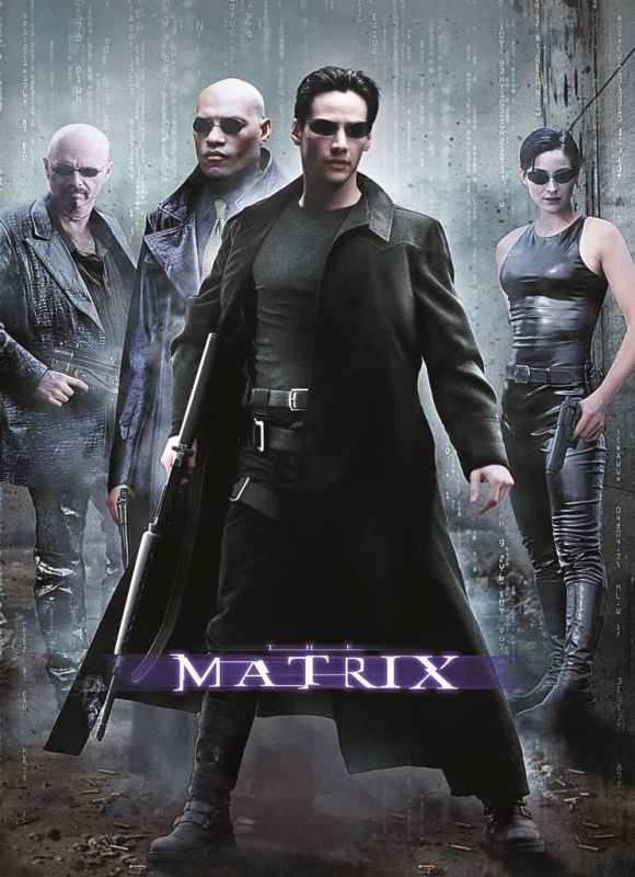 THE MATRIX (RI) - DOLBY ATMOS